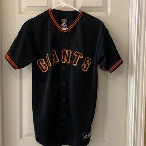San Francisco giants baseball shirt
